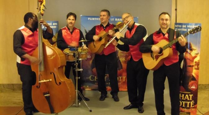 musique latino orchestre groupe