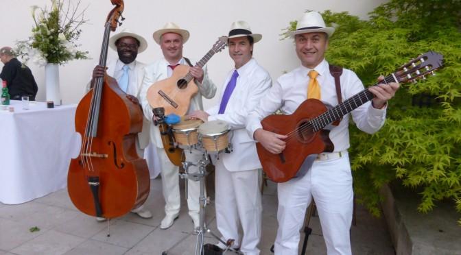 orchestre latino mariage