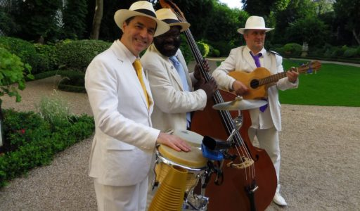 groupe latino OHLATINO trio maison amerique latine